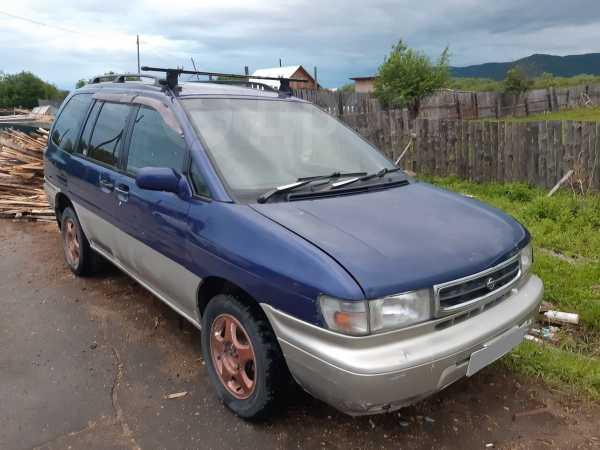 Nissan Prairie, 1996 год, 135 000 руб.