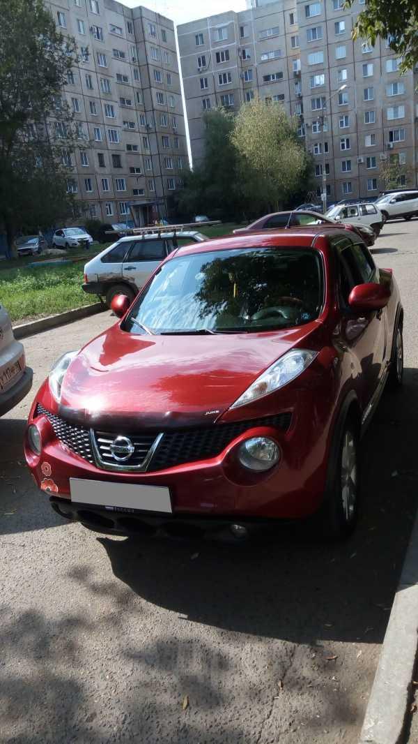 Nissan Juke, 2011 год, 614 000 руб.