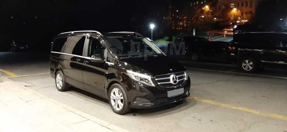 Mercedes-Benz V-Class, 2015 год, 3 000 000 руб.