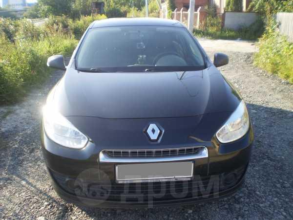 Renault Fluence, 2010 год, 320 000 руб.
