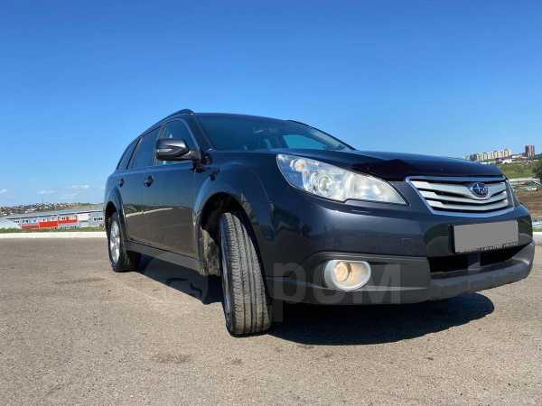 Subaru Outback, 2009 год, 910 000 руб.