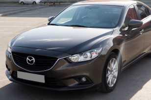 Челябинск Mazda Mazda6 2015
