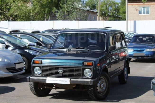 Лада 4x4 2131 Нива, 2008 год, 175 000 руб.