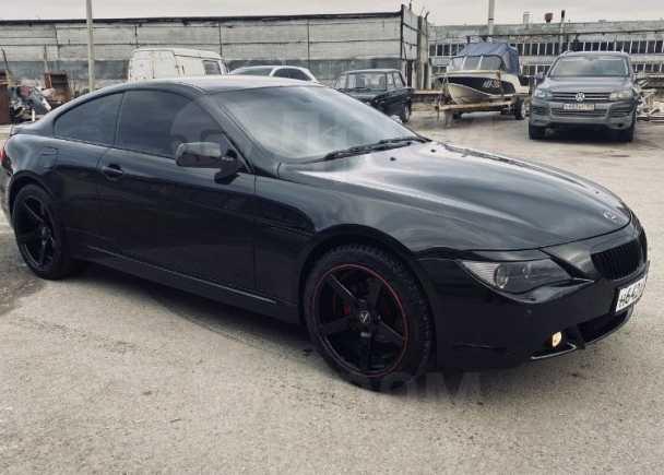 BMW 6-Series, 2007 год, 699 000 руб.