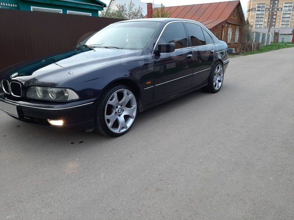 BMW 5-Series, 1998 год, 190 000 руб.