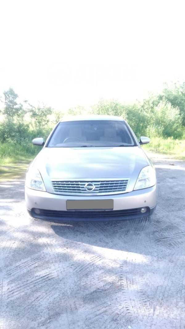 Nissan Teana, 2004 год, 350 000 руб.