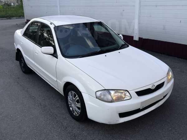 Mazda Familia, 1998 год, 98 000 руб.