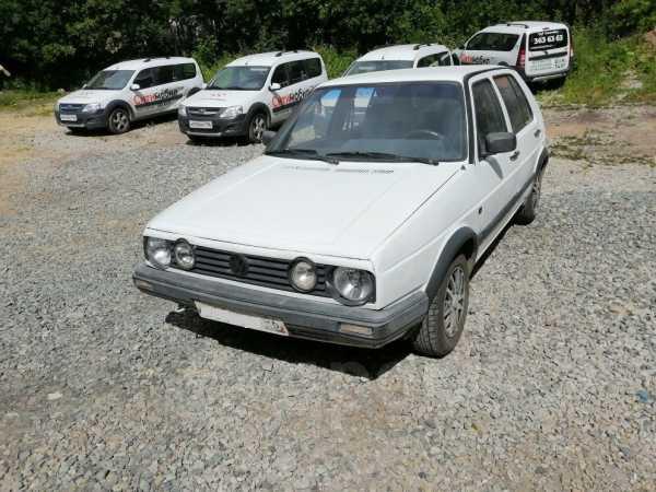 Volkswagen Golf, 1990 год, 36 000 руб.