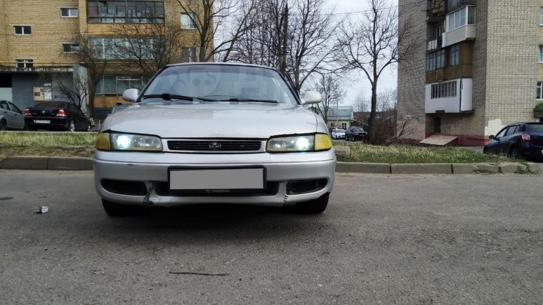 Mazda 626, 1992 год, 55 000 руб.