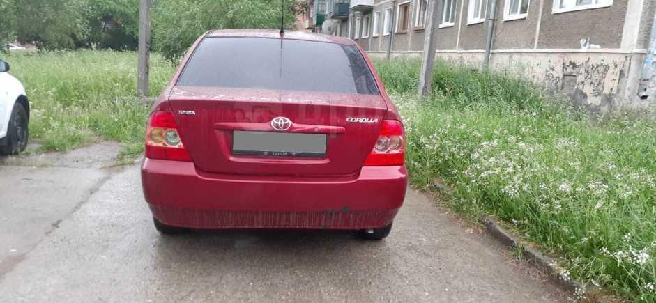 Toyota Corolla, 2006 год, 255 000 руб.