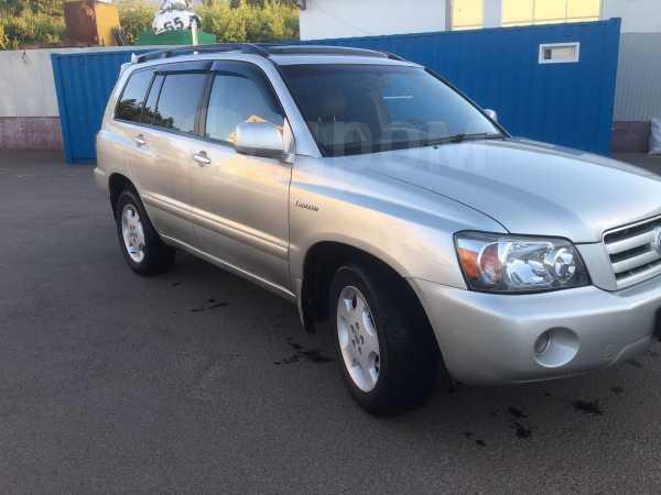 Toyota Highlander, 2004 год, 690 000 руб.