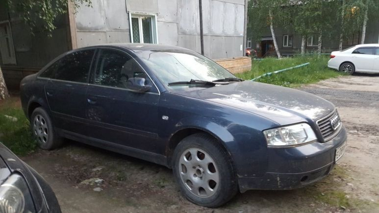 Audi A6, 2003 год, 220 000 руб.