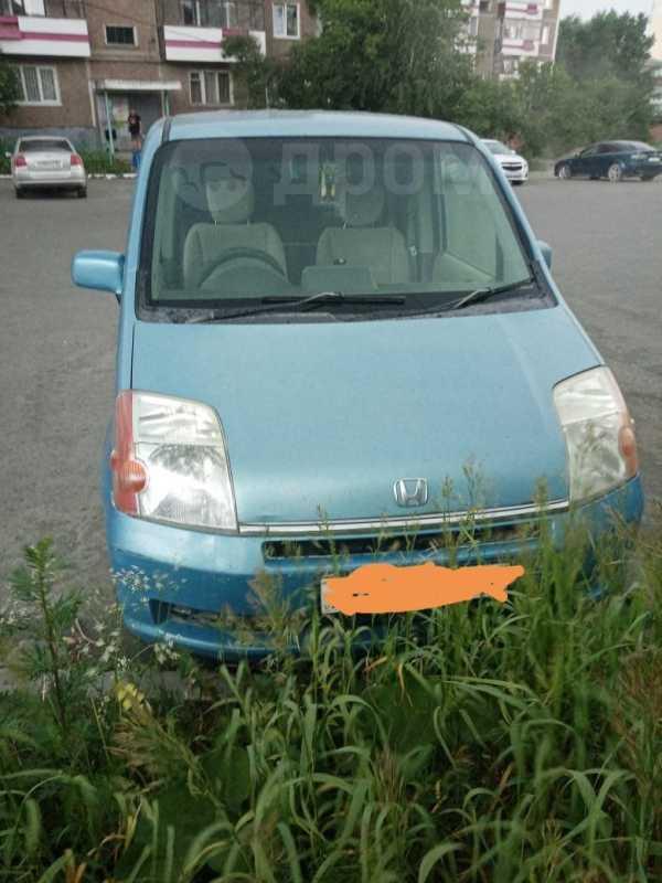 Honda Mobilio, 2003 год, 180 000 руб.