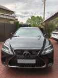 Lexus LS500, 2018 год, 7 600 000 руб.