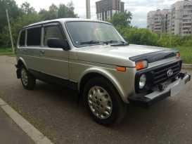 Киров 4x4 2131 Нива 2012