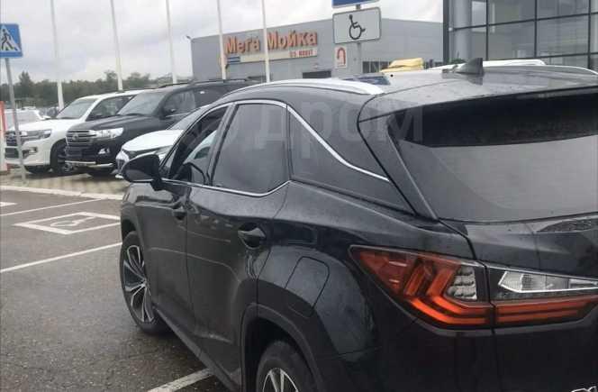 Lexus RX200t, 2018 год, 3 000 000 руб.