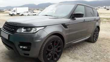 Махачкала Range Rover Sport