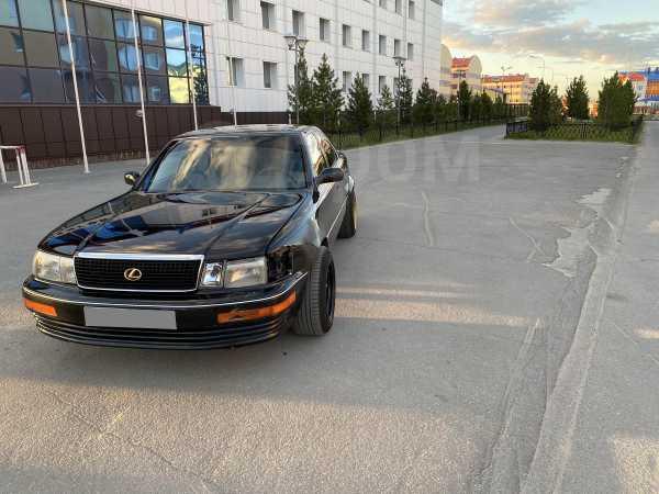 Lexus LS400, 1996 год, 200 000 руб.