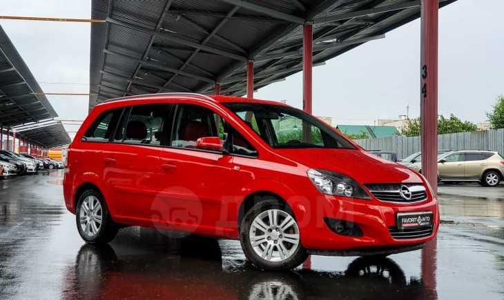 Opel Zafira, 2013 год, 579 000 руб.