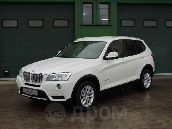 BMW X3, 2012 год, 1 249 000 руб.