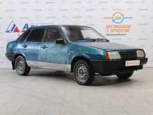 Чебоксары 21099 1997