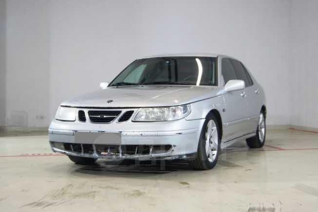 Saab 9-5, 2002 год, 140 000 руб.