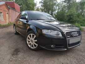 Гусь-Хрустальный Audi A4 2007