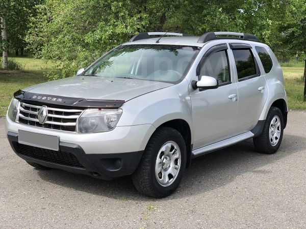 Renault Duster, 2014 год, 645 000 руб.