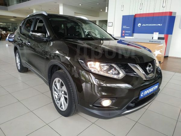 Nissan X-Trail, 2016 год, 1 295 000 руб.