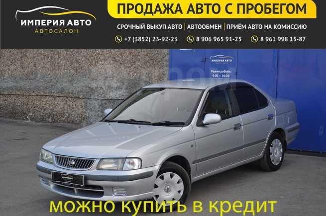 Nissan Sunny, 2001 год, 209 000 руб.