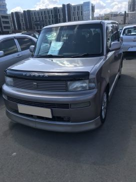 Иркутск Toyota bB 2001