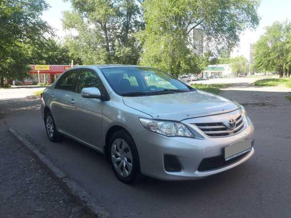 Toyota Corolla, 2011 год, 715 000 руб.