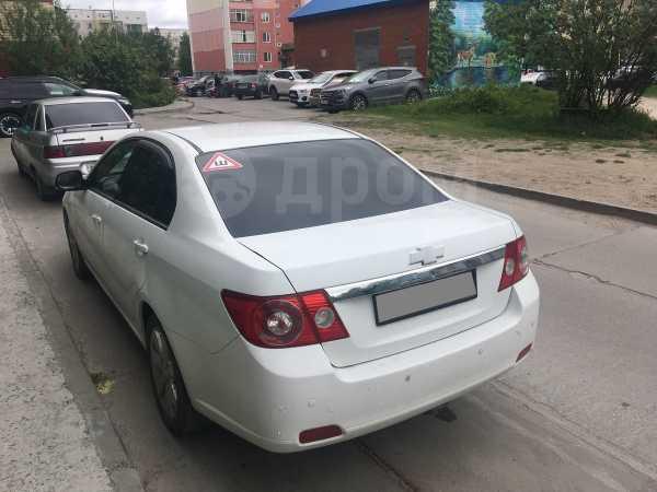Chevrolet Epica, 2007 год, 245 000 руб.