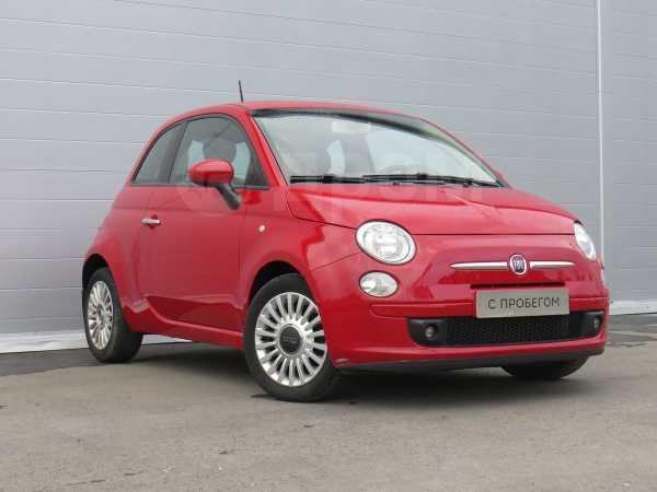 Fiat 500, 2014 год, 595 000 руб.