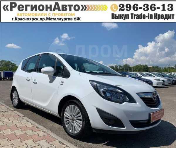 Opel Meriva, 2013 год, 499 000 руб.