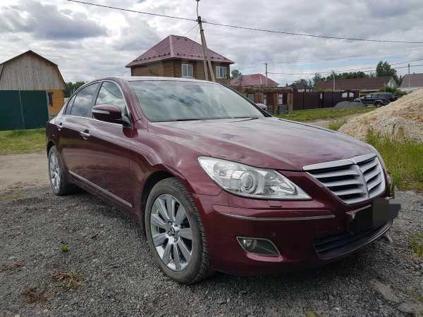 Hyundai Genesis, 2008 год, 610 000 руб.
