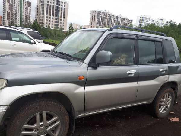 Mitsubishi Pajero Pinin, 2002 год, 239 000 руб.