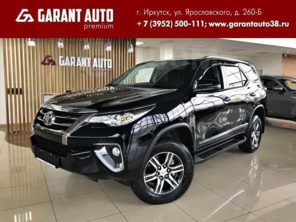 Toyota Fortuner, 2020 год, 2 663 000 руб.