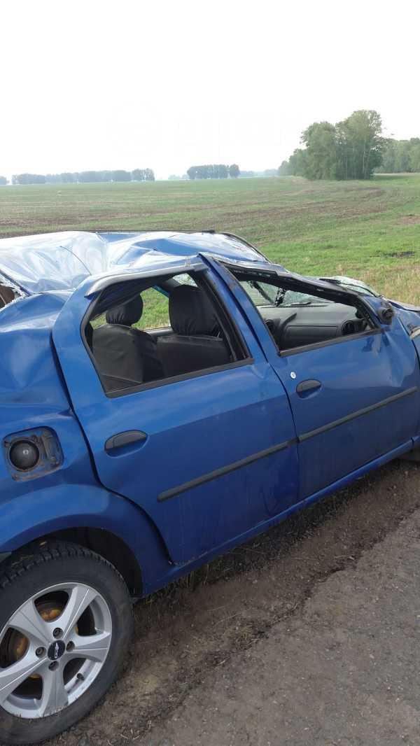 Renault Logan, 2006 год, 40 000 руб.