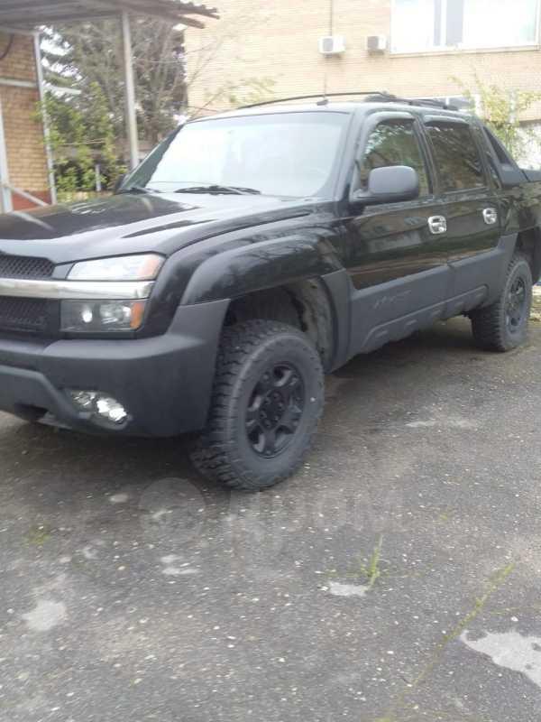 Chevrolet Avalanche, 2003 год, 860 000 руб.