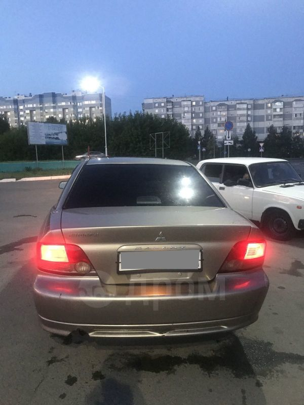 Mitsubishi Galant, 2002 год, 160 000 руб.