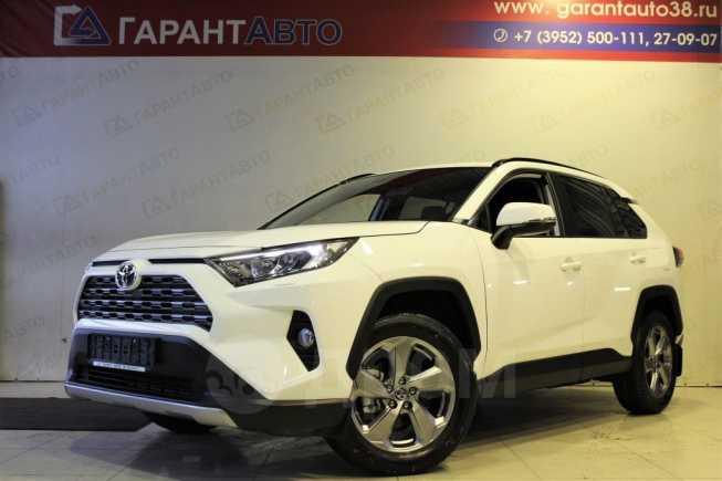Toyota RAV4, 2020 год, 2 208 500 руб.