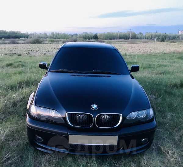 BMW 3-Series, 2001 год, 369 000 руб.