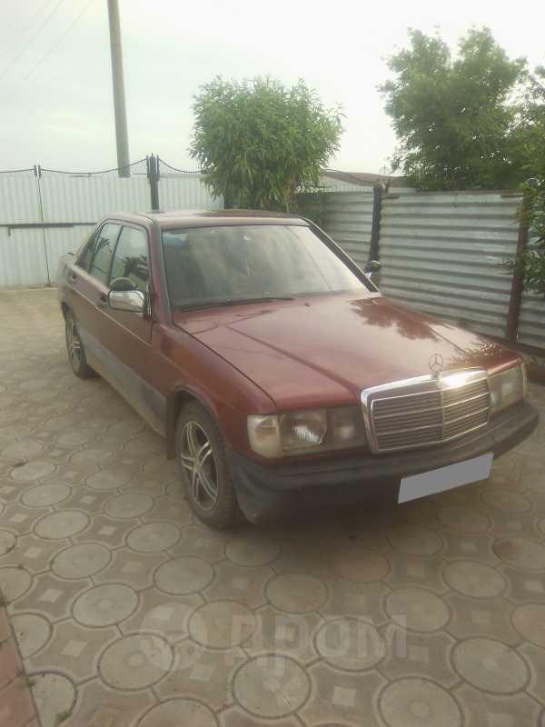 Mercedes-Benz 190, 1985 год, 95 000 руб.
