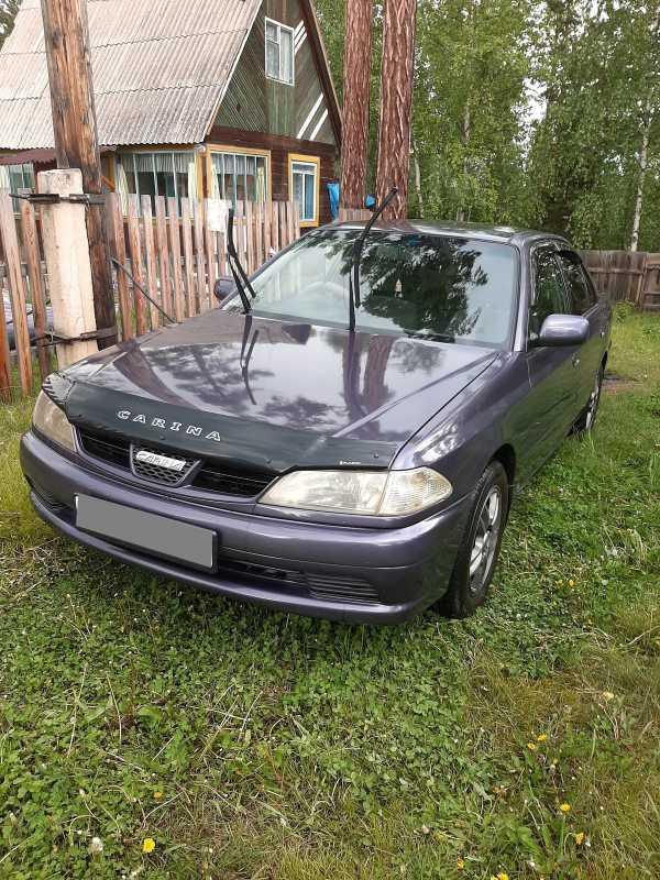 Toyota Carina, 2001 год, 300 000 руб.