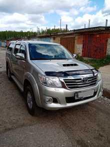 Десногорск Hilux Pick Up 2012