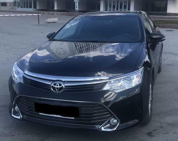 Toyota Camry, 2015 год, 1 049 000 руб.