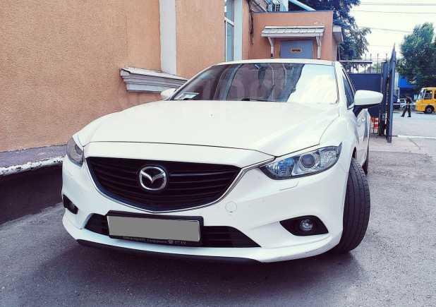Mazda Mazda6, 2015 год, 980 000 руб.