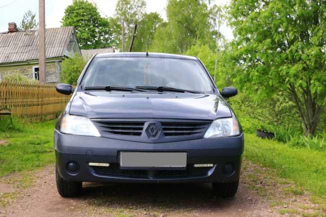 Renault Logan, 2007 год, 170 000 руб.