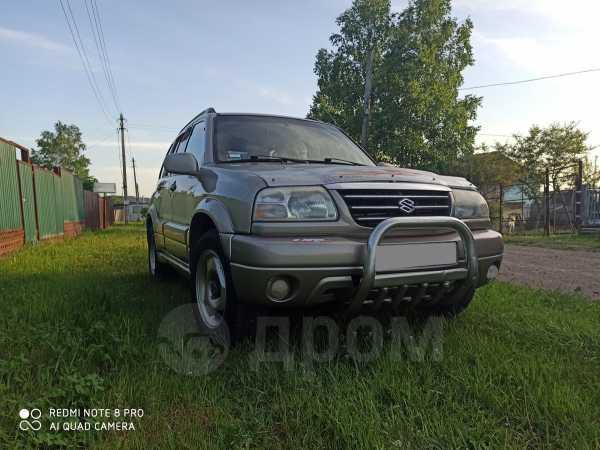 Suzuki Grand Vitara, 2001 год, 445 000 руб.
